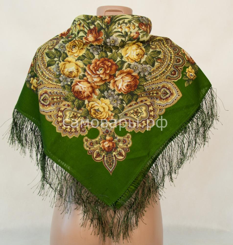 павлов посадский платок незнакомка